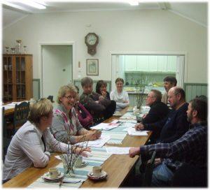 Kyläseuran kokous 2008